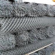Сетка плетеная оцинк