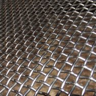 Сетка тканая никелевая, ГОСТ 6613-86 проволочная из никеля НП2