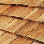 Черепица деревянная лиственница
