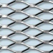 Сетка просечно-вытяжная (ЦПВС) оцинкованная ТУ 36.26.11-5-89 2.5 мм в рулонах