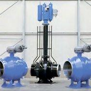 Шаровые краны Bohmer для подземной установки BBF/KSF V HS, полнопроходные, DN 25-40