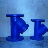 Фильтр чугунный магнитный фланцевый (Т)