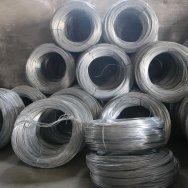 Проволока оцинкованная Ст3 ГОСТ 3282-74 колючая канатная сталь