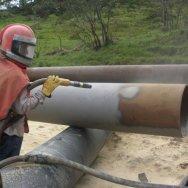 Труба, восстановленная, прямошовная, для газа