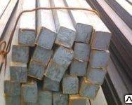 Квадрат стальной 55х55 мм ст. 09г2с