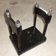 Упорная плита поглощающего аппарата 73 ZW 110101-5-00