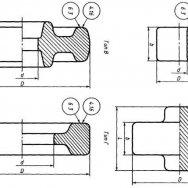 Заготовки колёс (зубчатый) ТУ 14-2Р-343-2000