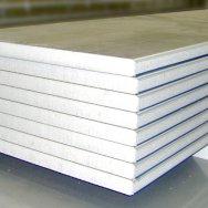 Стеновые сэндвич панели из пенополиизоцианурата до 50 кг/м3, дл. 16 000 мм