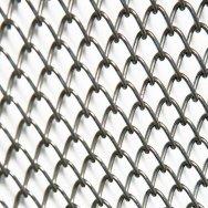 Сетка стальная плетеная оцинк