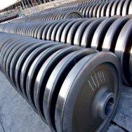 Колеса цельнокатанные ГОСТ 10791-2011,