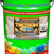 Тистром 2 AQUA  запечатывающий водно-полиуретановый лак для защиты окрашенных поверхностей бетонных полов