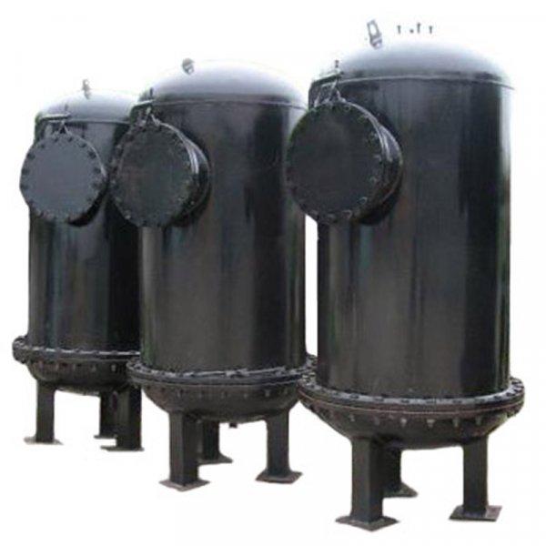 Корпуса фильтров, фильтров-коалесцеров, предфильтров патронных из углеродистых и нержавеющих сталей V=0, 5 м3