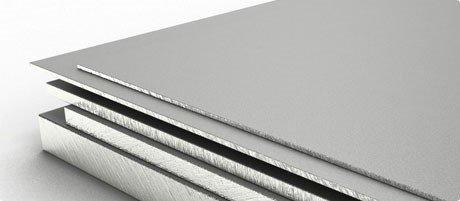 Лист алюминиевый 1105 АН