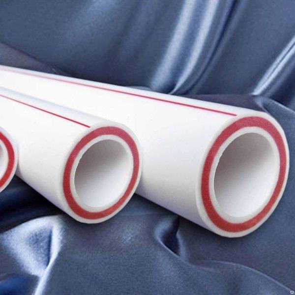 Трубы пластиковые полиэтиленовые полипропиленовые и ПВХ