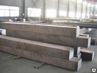 Квадрат стальной 90х90 мм ст. 20