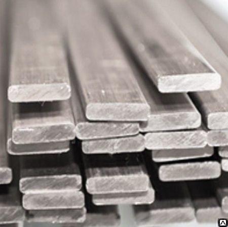 Шина алюминиевая 8*100 мм ГОСТ 15176-89