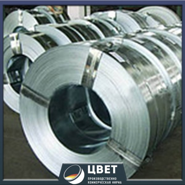 Лента стальная Ст70 ГОСТ 21996-76 холоднокатаная термообработанная