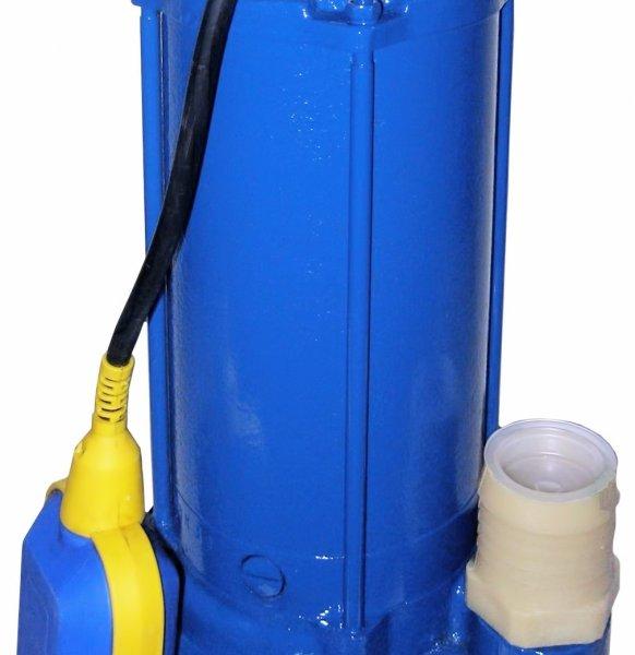 Насос центробежный погружной для загрязненных вод Гном 25-20 с попл. Выкл выкл и Лоцман-20