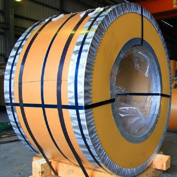 Рулон нержавеющий стальной 2В AISI 316Ti