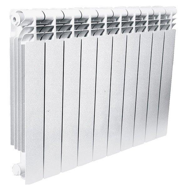 Радиатор Алюминиевый 350мм ГОСТ 8690-94, 8690-75 ТУ 4012 COLIDOR SUPER (Колидор Супер)
