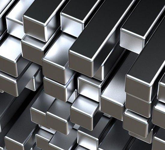 Квадрат алюминиевый Д16Т