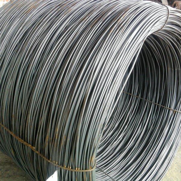 Катанка стальная 9 1КП ТУ 14-1-5282-94