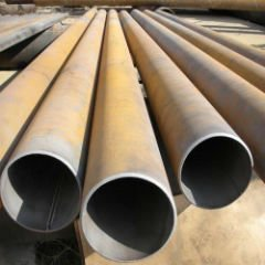 Труба восстановленная стальная, Россия