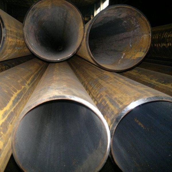 Труба горячекатаная 168х30 мм ст 10 ГОСТ 8732-78