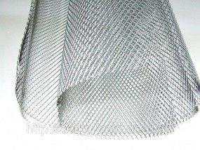 Сетки катализаторные усиленные вязаные из сплава платины ПлПдРдРу-15-3,5-0,5
