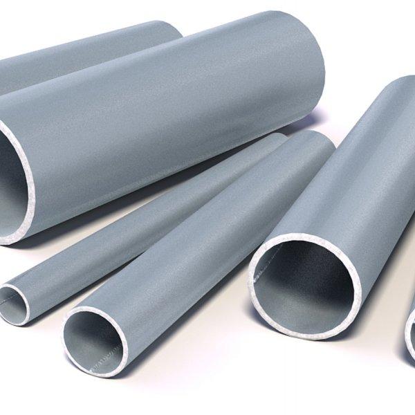 Труба оцинкованная стальная ГОСТ 8732-78, ГОСТ 8731-87, сталь 3сп, 10, 20, L=3-5м