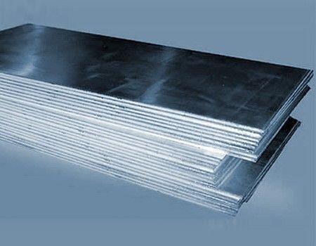 Лист магниевый 9,5х1500х3000мм МА2-1 ГОСТ 22635-77