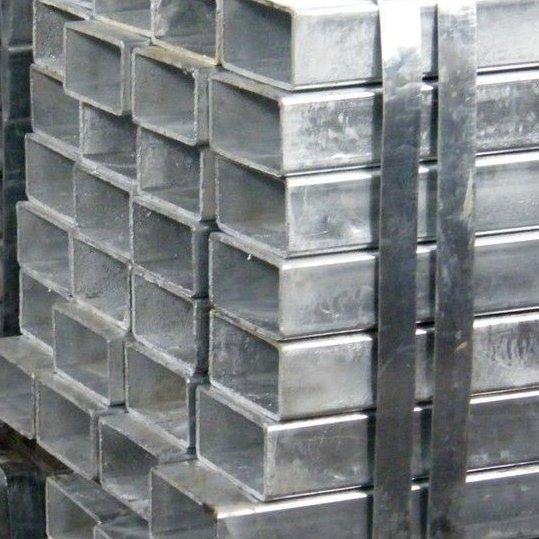 Труба алюминиевая профильная ГОСТ 18475-82 АМг1, АВ, Д1, А8, АД0, А85, А5, АД1, Амц