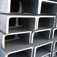 Швеллер горячекатаный У18мм сталь С255