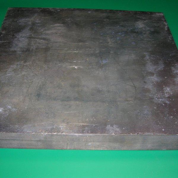 Молибденовые плиты МЧ, ТУ 48-19-472-90