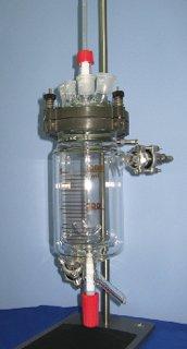 Лабораторный реактор с рубашкой и изоляцией V= 4 м3