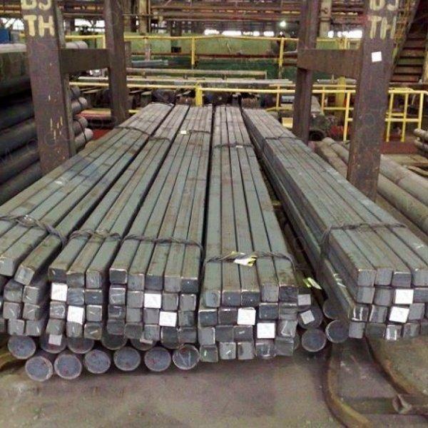 Квадрат стальной 45Г2 ГОСТ 2591-2006