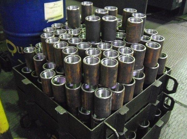 Муфта для трубы НКВ 73,0 мм ГОСТ 633-80 группа Д, Е, К, Л
