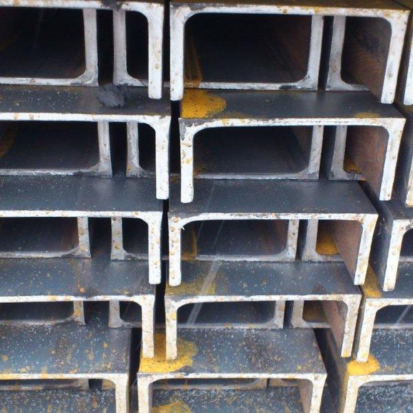 Швеллер горячекатаный 5У 3пс (Ст3пс; ВСт3пс) ГОСТ 8240-97