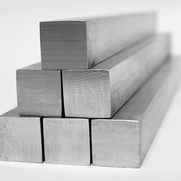 Квадрат стальной 105.0х105.0 ОХН1М ГОСТ 2591-2006 L=4-6м