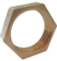 Контргайка латунь никель Ду25 9020-03 Aquasfera