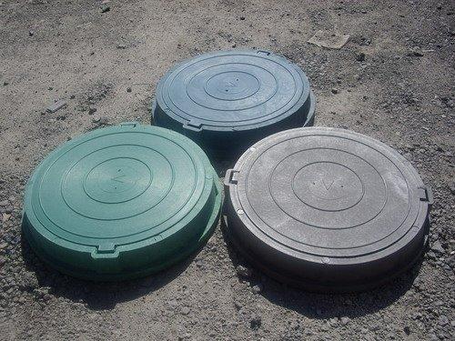 Люк полимерно-песчаный тип Л