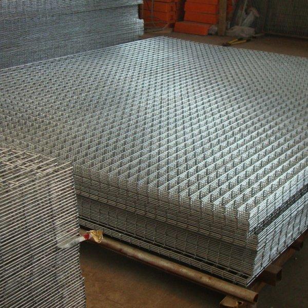Сетка сварная нержавеющая 3 мм диаметр проволоки 40х40 мм