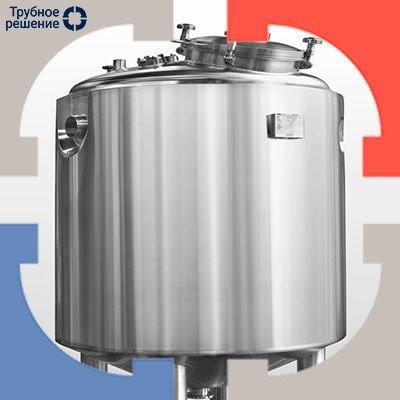 Емкость для хранения сыпучих материалов для химической промышленности Р- атмосферное