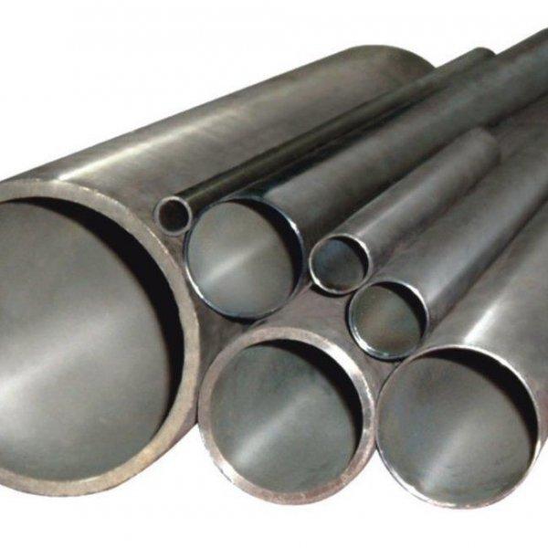 Труба бесшовная Г/К сталь 20