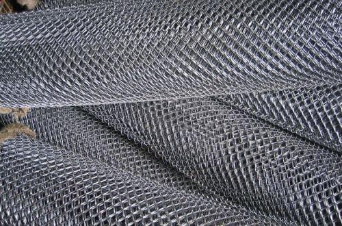 Сетка стальная 12Х18Н10Т 0,8х4х4 мм