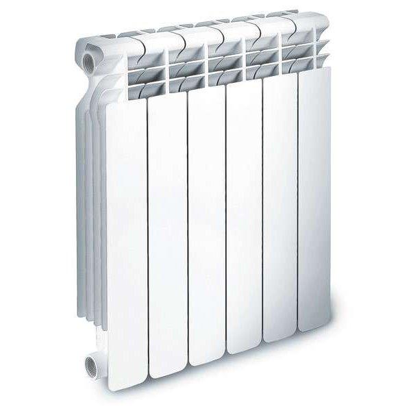 Радиатор Алюминиевый 350мм ГОСТ 8690-94, 8690-75 ТУ 4012 KONNER 70