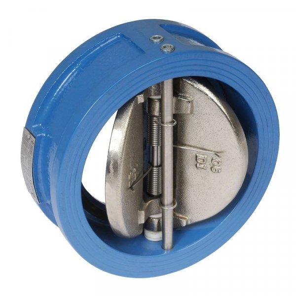 Клапан седельный AISI 304 с пневмоприводом 4730P