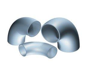 Отвод стальной 90, 60 и 45 градусов стенка 2.5-8 мм ГОСТ 17375-2001