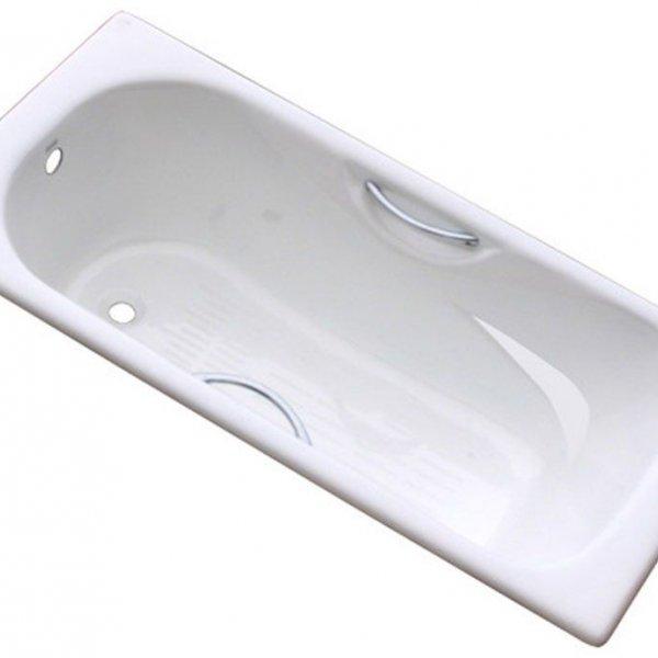 Ванна чугунная Грация Билд 170х70 в/к ножки 2 сорт в пачке 7шт Новокузнецк