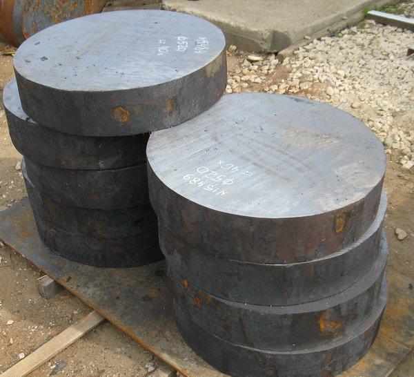 Поковка стальная Х12М